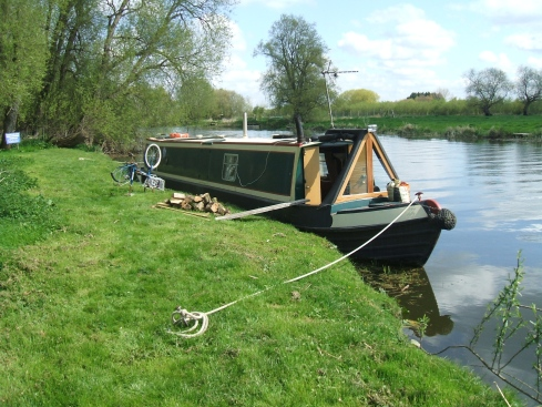 Ouse-Pike and Eel 5