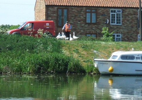 Ouse-Ten Mile Bank's Posties extra chores