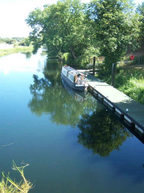 Wansford in England
